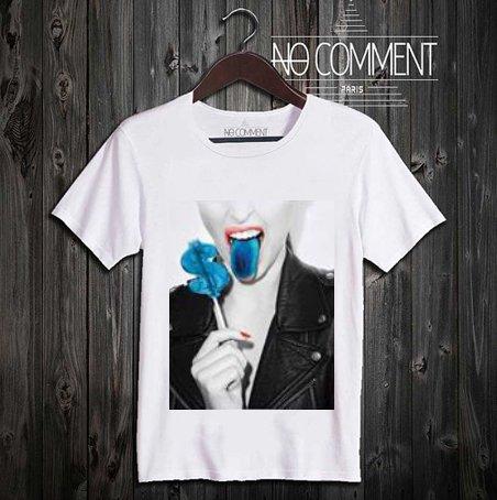 NO COMMENT PARIS/ノーコメントパリ!メンズ【Tシャツ】-dollars lollipop-