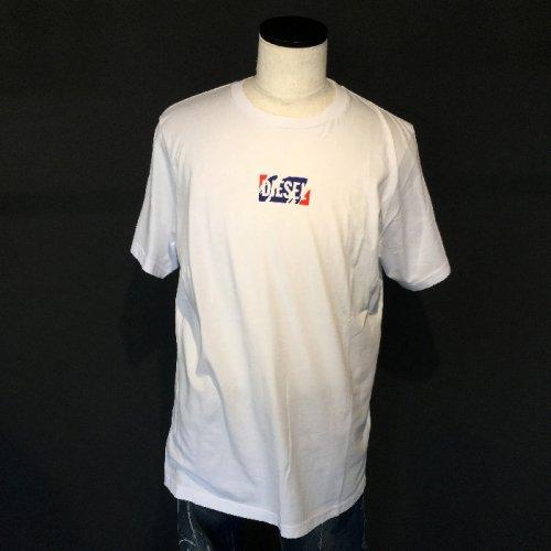 DIESEL/ディーゼル.メンズ【Tシャツ】-T-JUST-ZC-