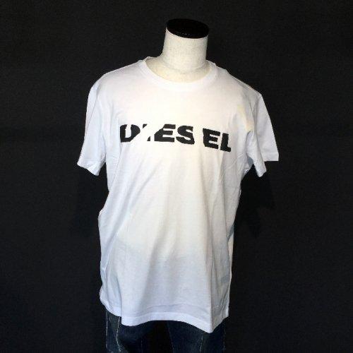 DIESEL/ディーゼル.メンズ【Tシャツ】-T-DIEGO-BROK-