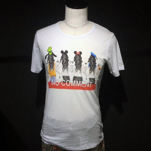 NO COMMENT PARIS/ノーコメントパリ!メンズ【Tシャツ】-all stars-