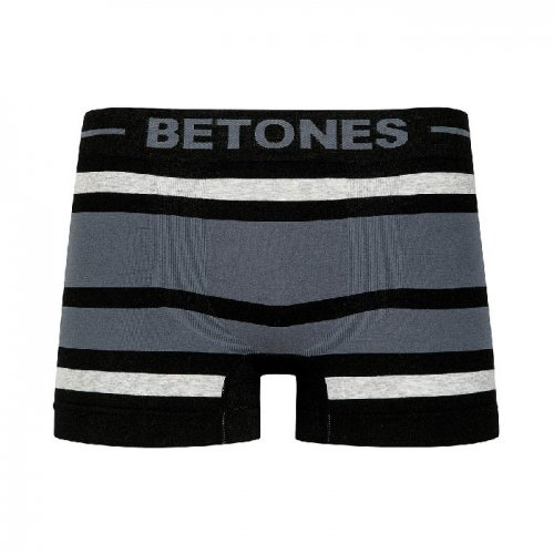 BETONES/ビトーンズ《メンズ》【ボクサーパンツ】-BREATH BLACK-