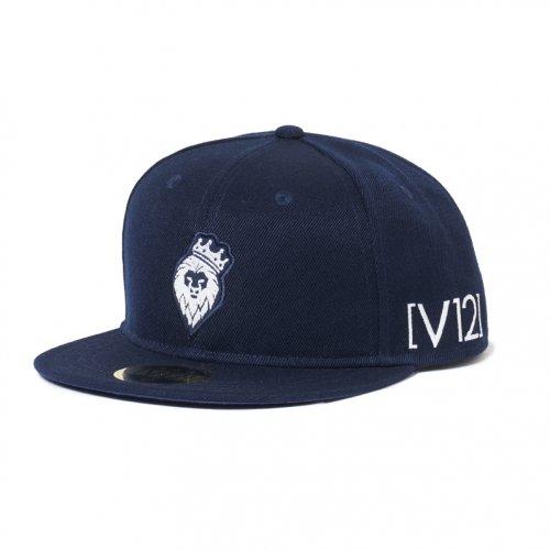 V12/ヴィ・トゥエルブ'ユニセックス'【キャップ】-LION CAP-