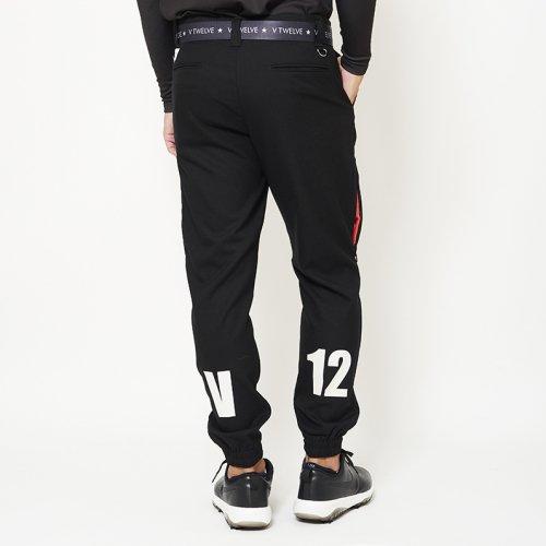 V12/ヴィ・トゥエルブ'メンズ'【パンツ】-SIDE MESH PANTS-