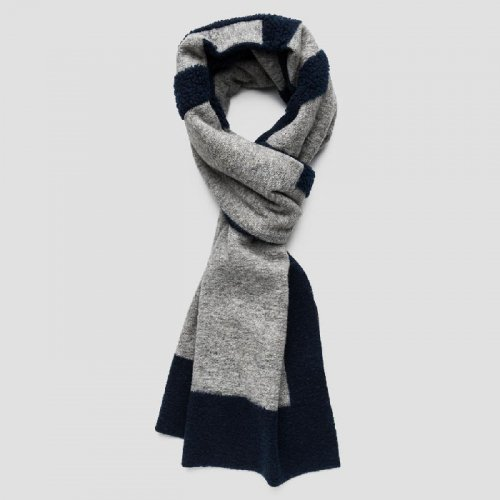 "REPLAY/リプレイ""レディース""-SCARF IN WOOL BLEND-"