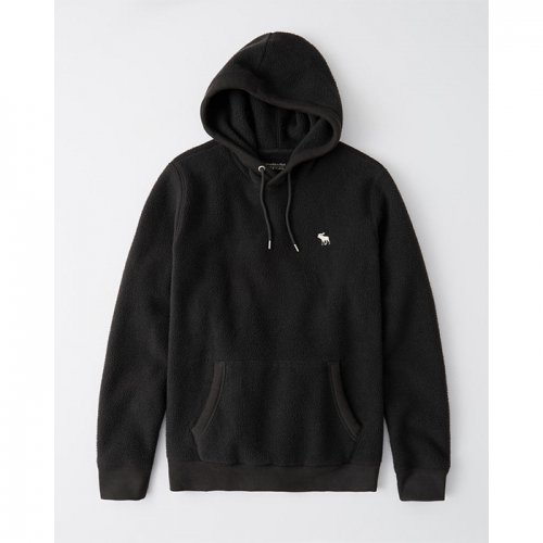 Abercrombie&Fitch/アバクロ【メンズ】-Sherpa Icon Hoodie-