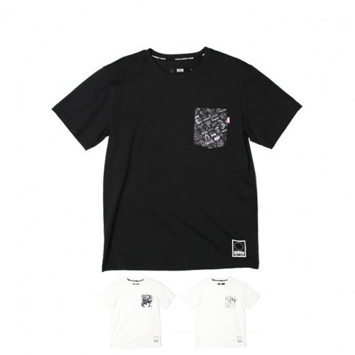 "SY32 by SWEET YEARS/エスワイサーティトゥバイスィートイヤーズ""メンズ""-POCKET TEE-"