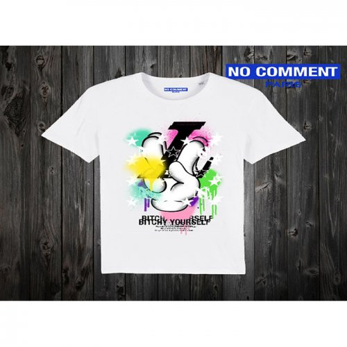 NO COMMENT PARIS/ノーコメントパリ【ユニセックス】-star peace-