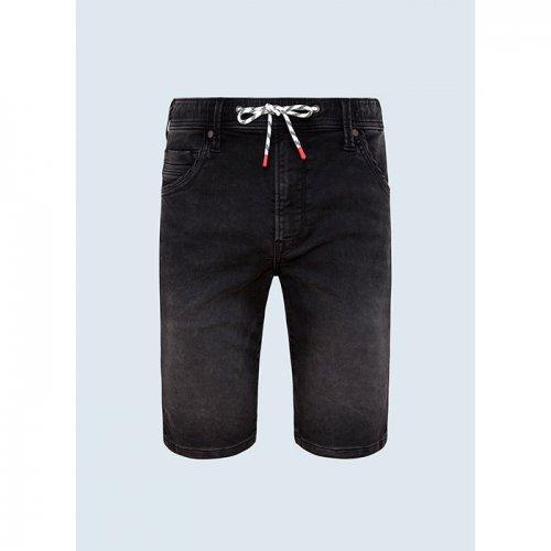 Pepe Jeans/ペペジーンズ-JAGGER SHORT BLACK-