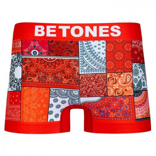 BETONES/ビトーンズ《メンズ》-BANDANA-