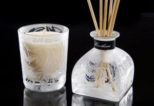 DL&Co-Dogwood Votive & Diffuser Set-