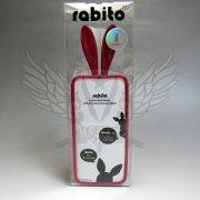 40%OFF!!rabito/ラビット本物正規品!iPhone5&5S対応ケース【ホットピンク】