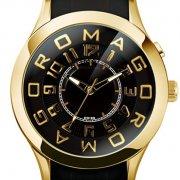 ROMAGO(ロマゴ)本物正規品!【Attraction series(アトラクションシリーズ)】-RM015-0162PL-GDBK-