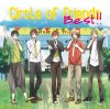 COF『Circle of friends Best!!』CD