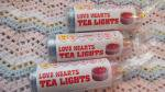 <img class='new_mark_img1' src='//img.shop-pro.jp/img/new/icons28.gif' style='border:none;display:inline;margin:0px;padding:0px;width:auto;' />Love Hearts Tea Lights (6 Pack)