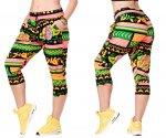 【ZUMBA】ズンバZumba Dance Tribe Capri Harem Pants 2019冬1 トライブカプリハーレムパンツ/グリーン