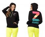 【ZUMBA】ズンバ Bold Is The New Basic Pullover Hoodie 2021 春1 プルオーバーフーディ/ブラック