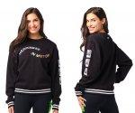 【ZUMBA】ズンバ Zumba Wear Sweatshirt 2021夏3 ズンバウェアスウェット/ブラック