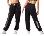 【ZUMBA】ズンバ All Moves Welcome Sweatpants 2021夏3 ウェルカムスウェットパンツ/ブラック