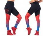 【ZUMBA】ズンバ Zumba Sport High Waisted Long Leggings 2020春1 ハイウエストロングレギンス/ブラック即納