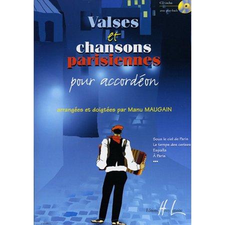 《パリのワルツとシャンソン》(CD付属)