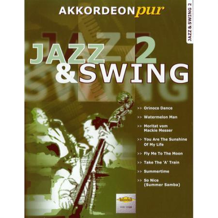 《アコーディオンのためのジャズ&スウィング Band2》