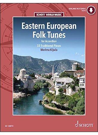 《東ヨーロッパ、33のトラディショナル・ミュージック 》