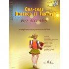 《アコーディオンのためのチャチャ、ボレロ、タンゴ》 (CD付属)