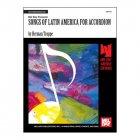 《アコーディオンのためのラテン・アメリカ音楽》