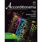 《Accordeorama vol.1A》 (CD付属)
