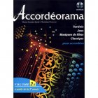 《Accordeorama vol.2A》 (CD付属)