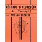 フェレロ,メダール:教則本《クロマチック・アコーディオン・メソード レベル4 ヴィルトゥオーゾ》