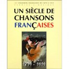 《フランスシャンソンの1世紀 1879- 1919》 楽譜
