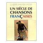 《フランスシャンソンの1世紀 1949 - 1959》  楽譜