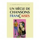 《フランスシャンソンの1世紀 1979 - 1989》 楽譜