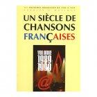 《フランスシャンソンの1世紀 1989 - 1999》 楽譜