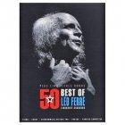 フェレ,レオ  《Leo Ferre Best of 50 Titres》 楽譜
