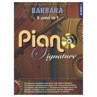 バルバラ 《ピアノで弾くバルバラ》 CD付属