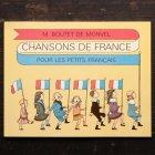 フランス童謡集 《子供のためのフランスの歌》 ブーテ・ド・モンヴェル [ペーパーバック] 楽譜