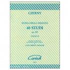 ツェルニー,カール 《40番練習曲No.29〜40 Opus299 Vol.3》 アコーディオン編曲