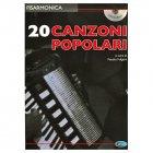 《イタリア・ポピュラー・ソング20》 (CD付属)