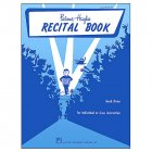 パーマー−ヒューズ リサイタル・ブック Book 3