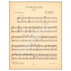 ベートーヴェン 序曲《コリオラン op.62》