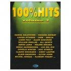 《100% ヒット曲集 Volume.2》 シャンソン楽譜