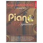 ゲンズブール,セルジュ 《ピアノで弾くゲンズブール》 (CD付属)