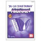 教則本:《独習用、ピアノアコーディオン・メソード》 (CD付属)