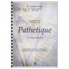 チャイコフスキー  《交響曲第6番 悲愴》より第4楽章 アコーディオン・デュオ