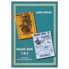 ホルム,ラース 『ミュージック・ボックス 1〜2巻合冊』