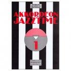 アコーディオン ジャズ タイム Vol.1 (CD付属)