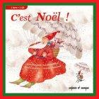 C'est Noel! 絵本CD