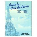 ジロー,ユベール  パリの空の下 楽譜